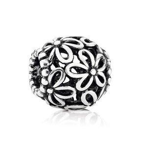 Authentic Pandora Wild Flower charm